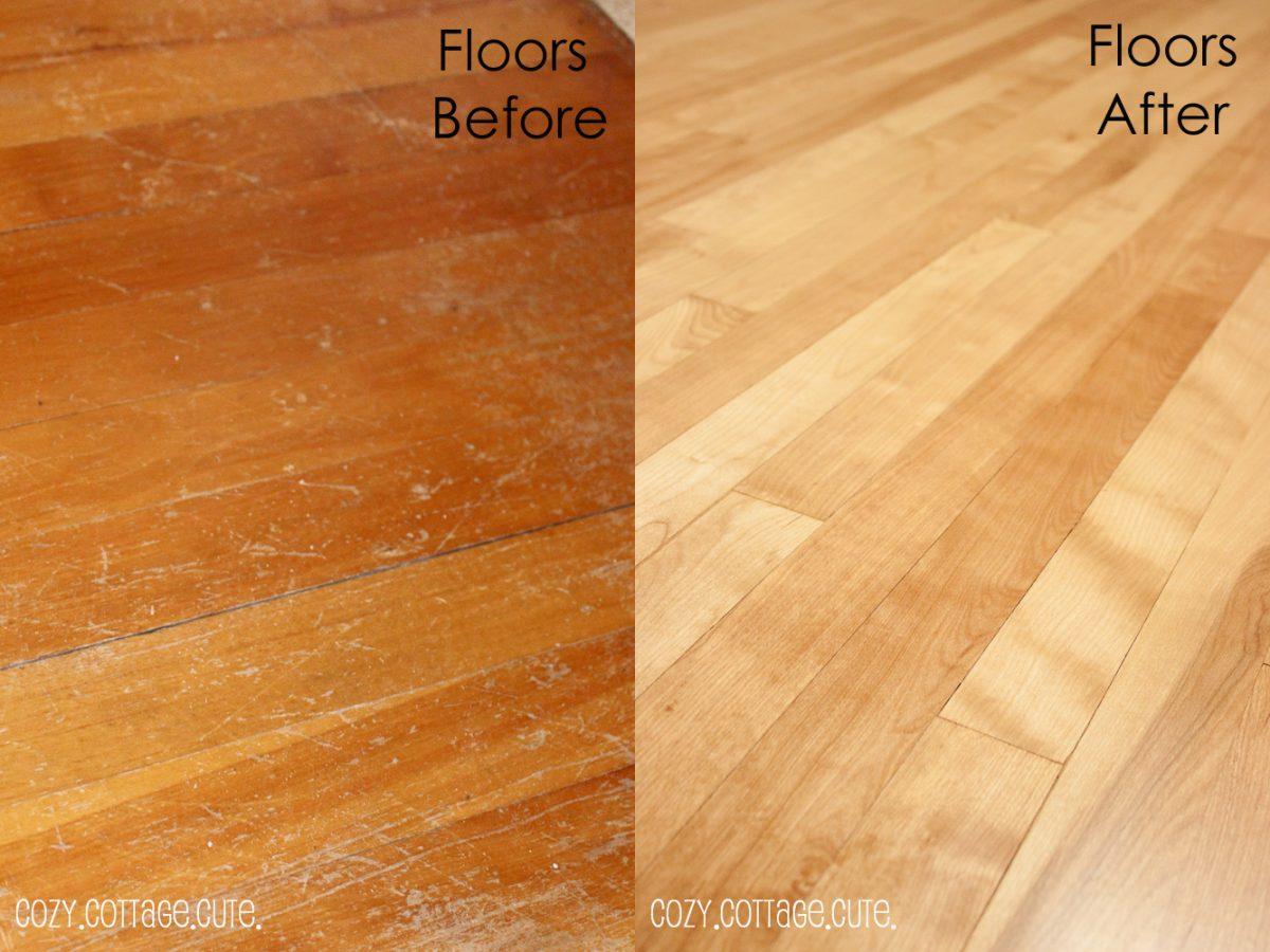 Avantages du sablage de plancher